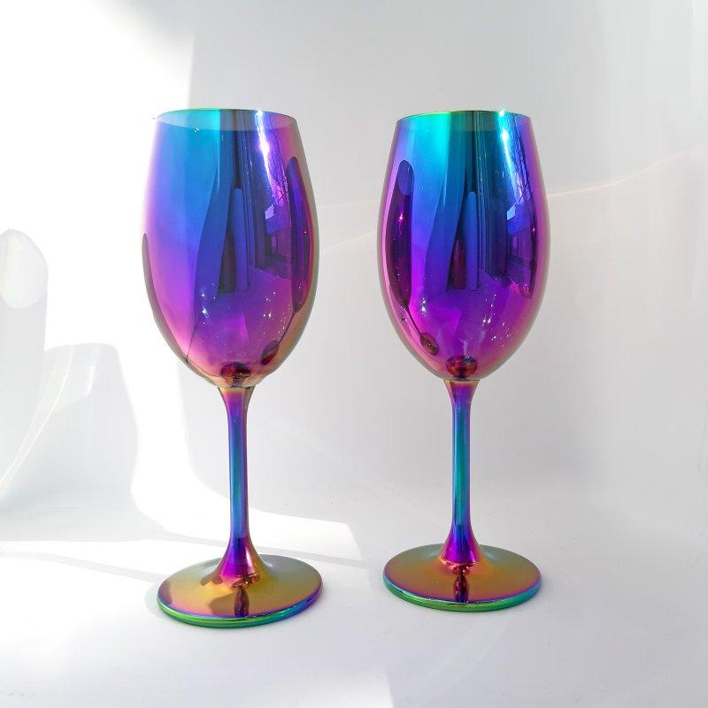Купити Келих для вина Bohemia Sylvia 250 мл 1 шт веселка