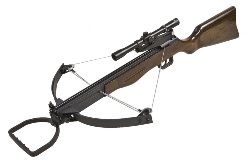 Купить Арбалет винтовочного типа TDR-2005 N с прицелом