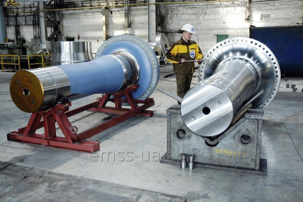 Вал ротора ветроэнергетических установок