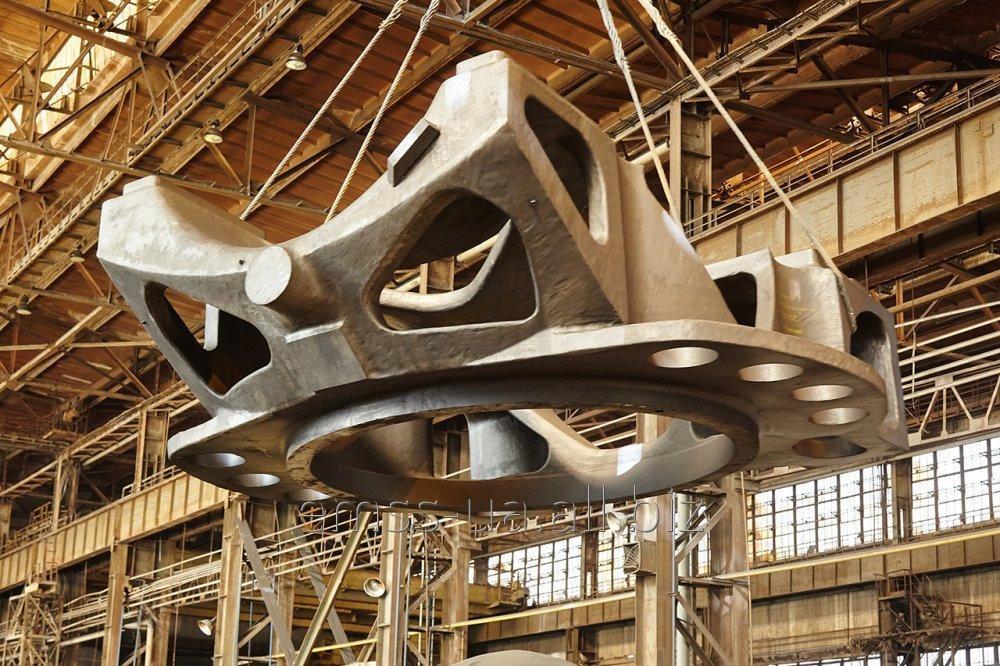 Рама гондолы ветроэнергетической установки