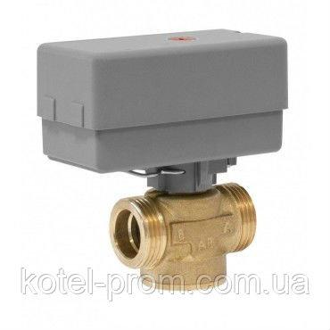 """Купить Afriso AZV 642 G3/4"""" DN15 3-ходовой переключающий клапан c приводом"""