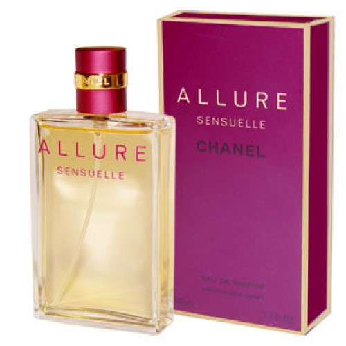 Chanel Allure Sensuelle edp 100 ml TESTER. Вода парфюмерная