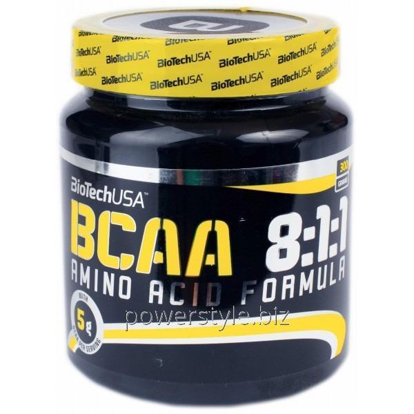 Купить Аминокислота BCAA 8:1:1 (300 грамм)