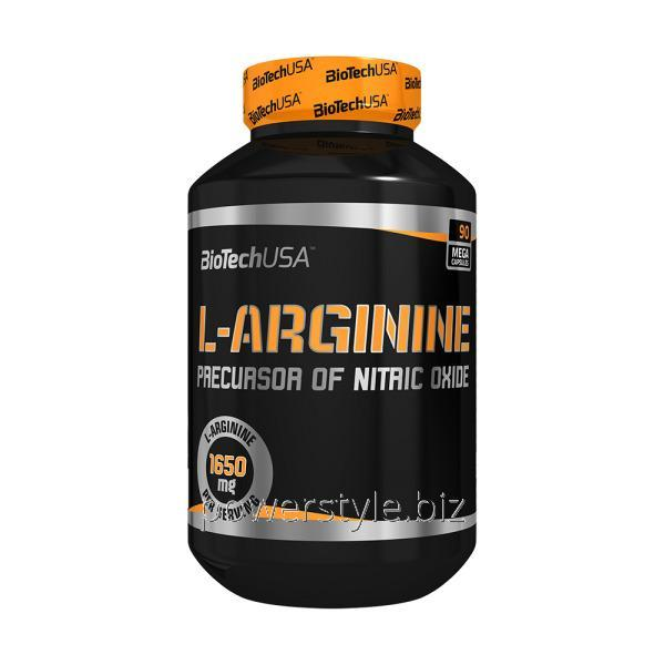 Купить Аминокислота L-Arginine (90 капсул)
