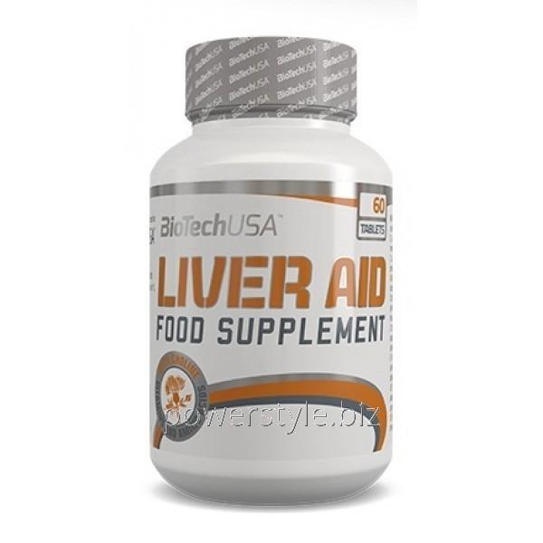 Минералы Liver Aid (60 таблетс)