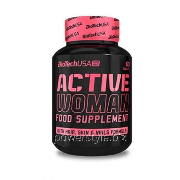 Купить Витамины Active Woman (60 таблетс)