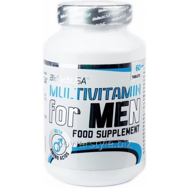 Витамины Multivitamin for Men (60 таблетс)