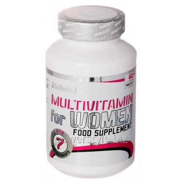 Витамины Multivitamin for Women (60 таблетс)