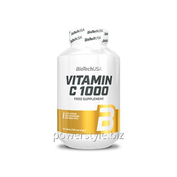 Витамин Vitamin C 1000 (30 таблетс)
