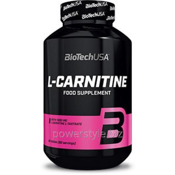 Жиросжигатель L-Carnitine 1000 mg (30 таблетс)