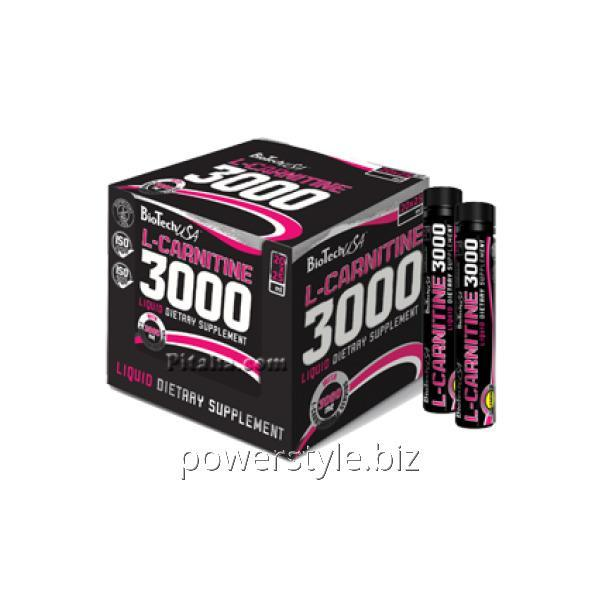 Купить Жиросжигатель L-Carnitine Ampule 3000 (20*25 мл)