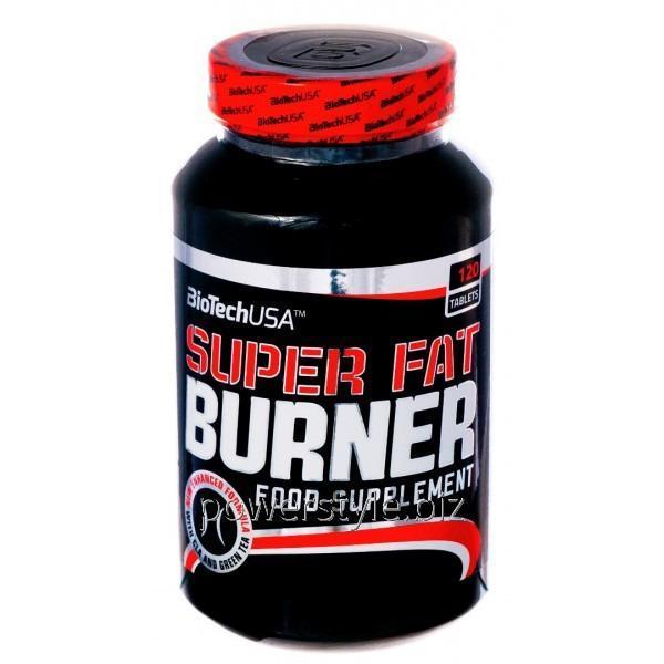 Жиросжигатель Super Fat Burner (120 таблетс)