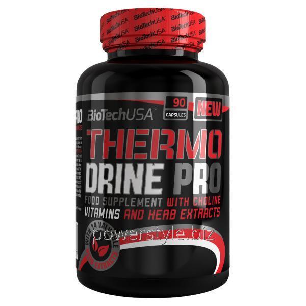 Жиросжигатель Thermo Drine PRO (90 капсул)