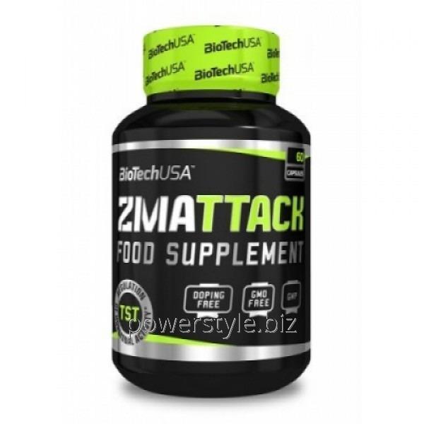 Добавки для спортсменов ZMATTACK (60 капсул)