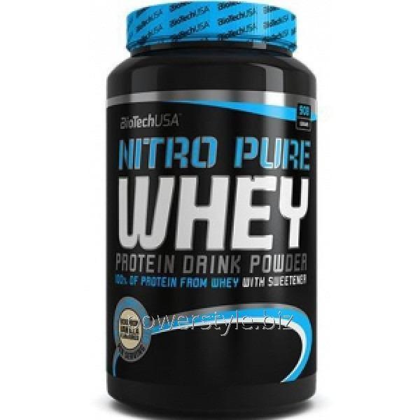 Протеин Nitro Pure Whey (908 грамм)