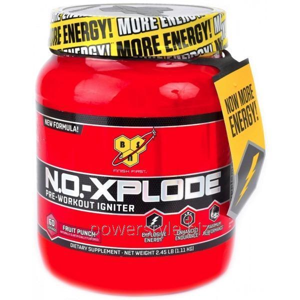 Cмесь N.O.-XPLODE 3.0 Pre-Workout Igniter 60 порций (1.11 кг)
