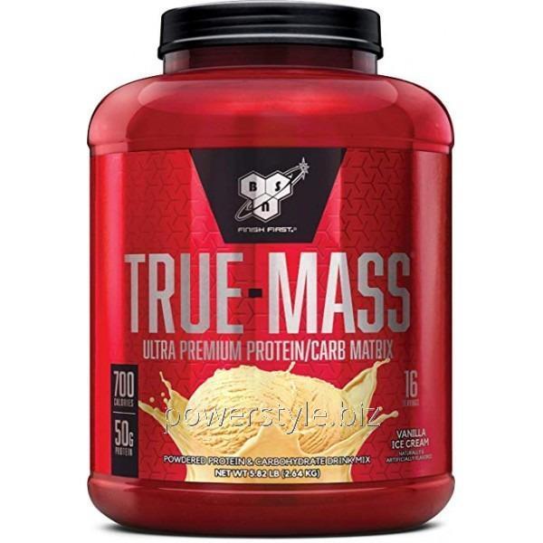 Гейнер True-Mass (2.6 кг)