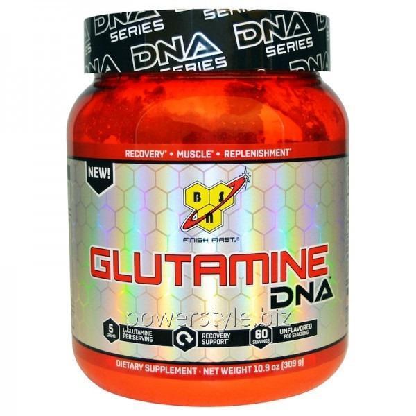 Аминокислота Glutamine DNA (309 грамм)