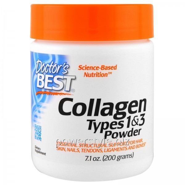 Добавки для спортсменов Collagen Powder (200 грамм)