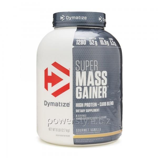 Купить Гейнер Super Mass Gainer (2.7 кг)