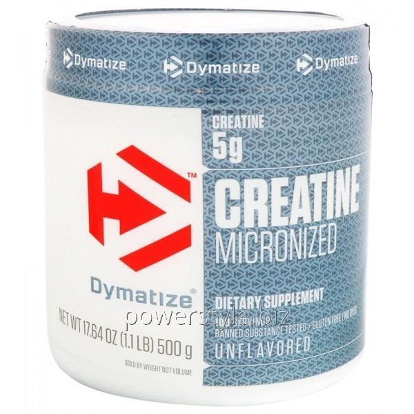 Креатин Creatine Micronized (500 грамм)