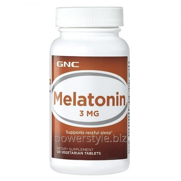 Минералы Melatonin 3 (120 таблетс)