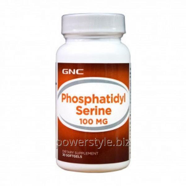 Купить Минералы Phosphatidyl Serine 100 (30 капсул)
