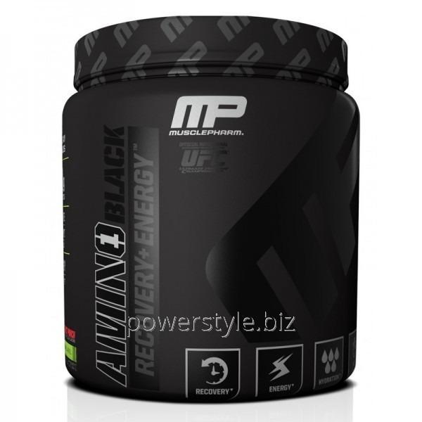 Аминокислота Amino1 Black recovery+energy (384 гр)