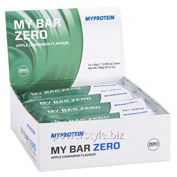 Спортивный батончик MyBar Zero (65 гр)