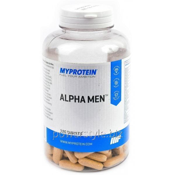 Витамины Alpha Men (120 таблетс)