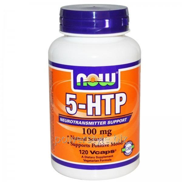 Купить Минералы 5-HTP 100 mg (120 капсул)