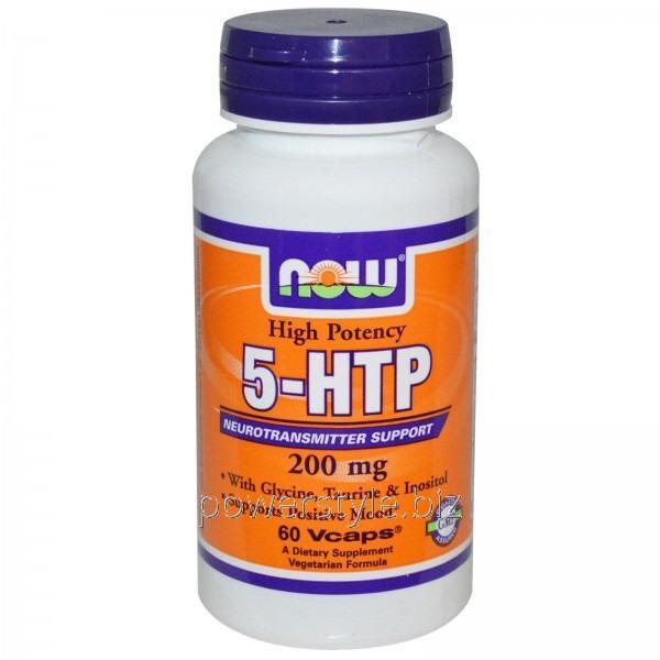 Купить Минералы 5-HTP 200 mg (60 капсул)