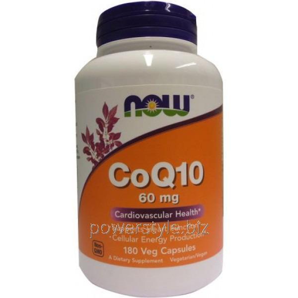 Минералы CoQ10 60 mg (180 veg капсулы)