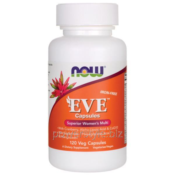 Витамины EVE (120 капсул)