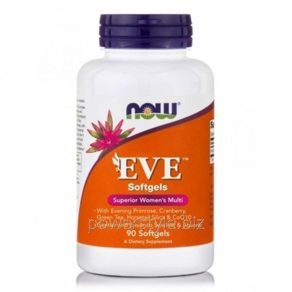 Витамины EVE (90 гелевые капсул)