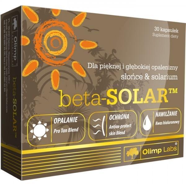 Минералы Beta Solar (30 капсул)