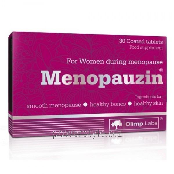 Минералы Menopauzin (30 таблетс)