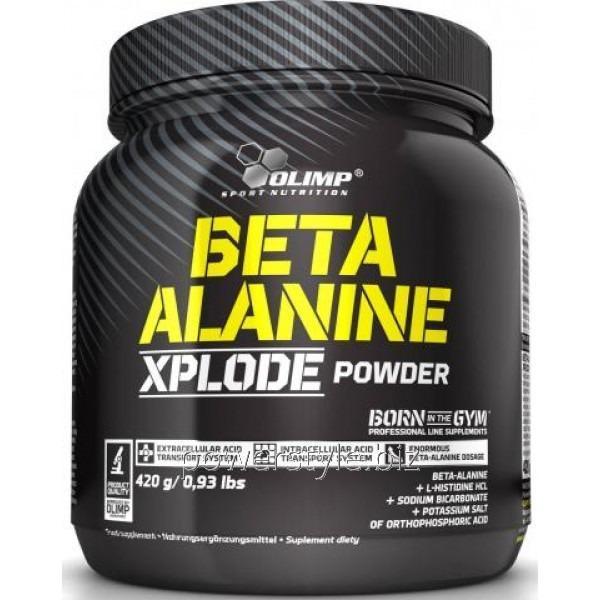 Cмесь Beta-Alanine Xplode Powder (420 грамм)