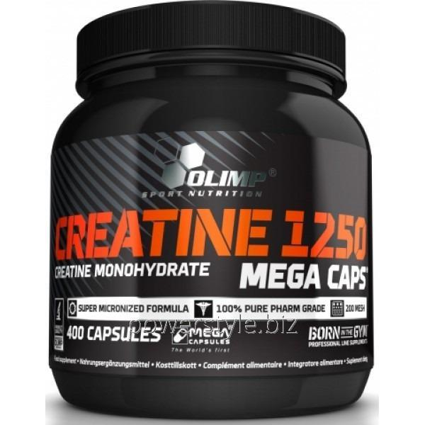 Креатин Creatine Mega Caps 1250 (400 капсул)