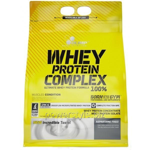 Протеин Whey Protein Complex 100% (2.27 кг)