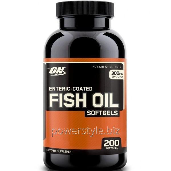 Купить Минералы Fish Oil (200 капсул)