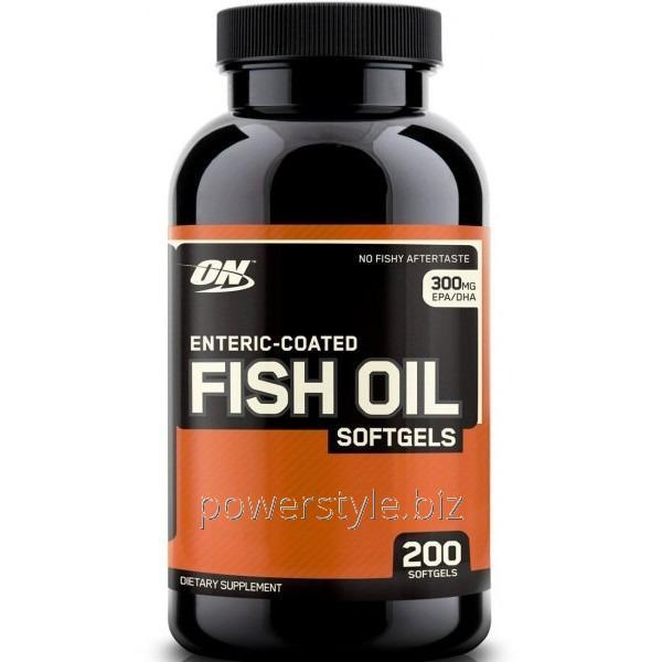 Минералы Fish Oil (200 капсул)