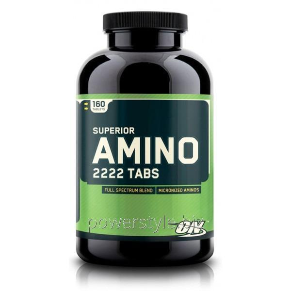 Аминокислота Amino 2222 (160 таблетс)