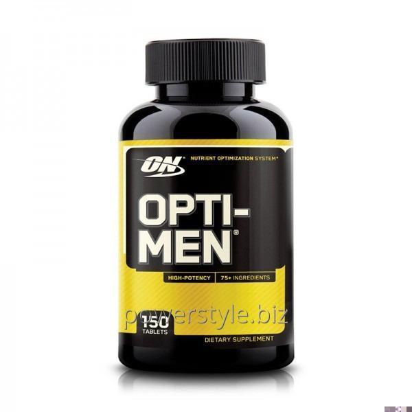 Витамины для мужчин Opti-Men (150 таблетс)