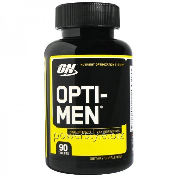 Витамины Opti-Men (90 таблетс)
