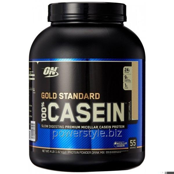 Протеин 100% Gold Standard Casein (1.8 кг)