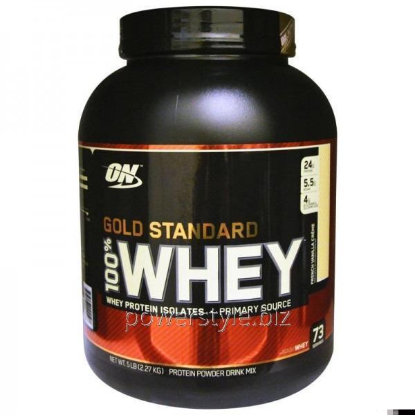Протеин 100% Whey Gold Standard (2273 грамм)