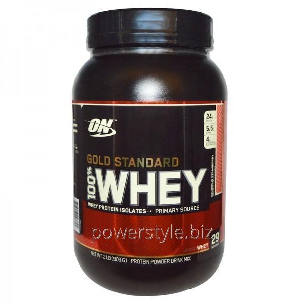 Протеин 100% Whey Gold Standard (907 грамм)