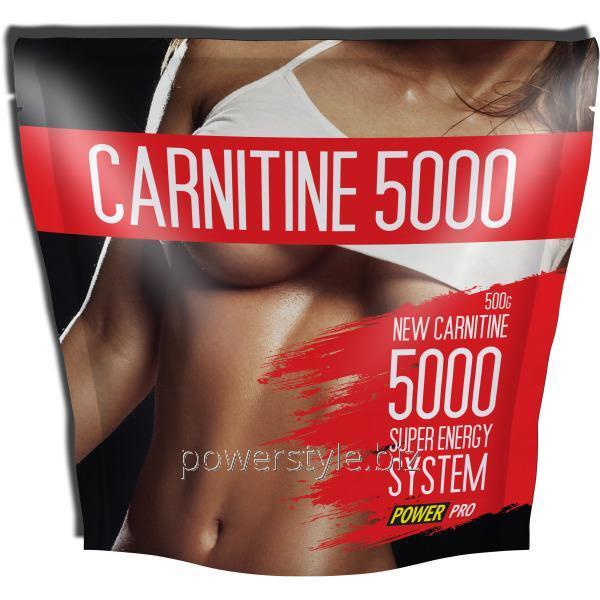 Жиросжигатель Carnitine 5000 (500 грамм)