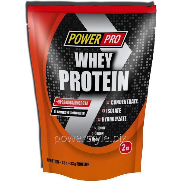 Протеин Whey Protein (2 кг)